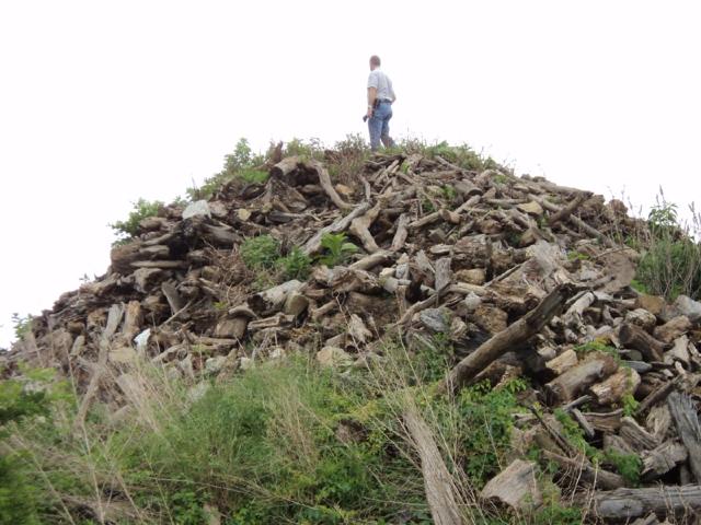 gravel hill